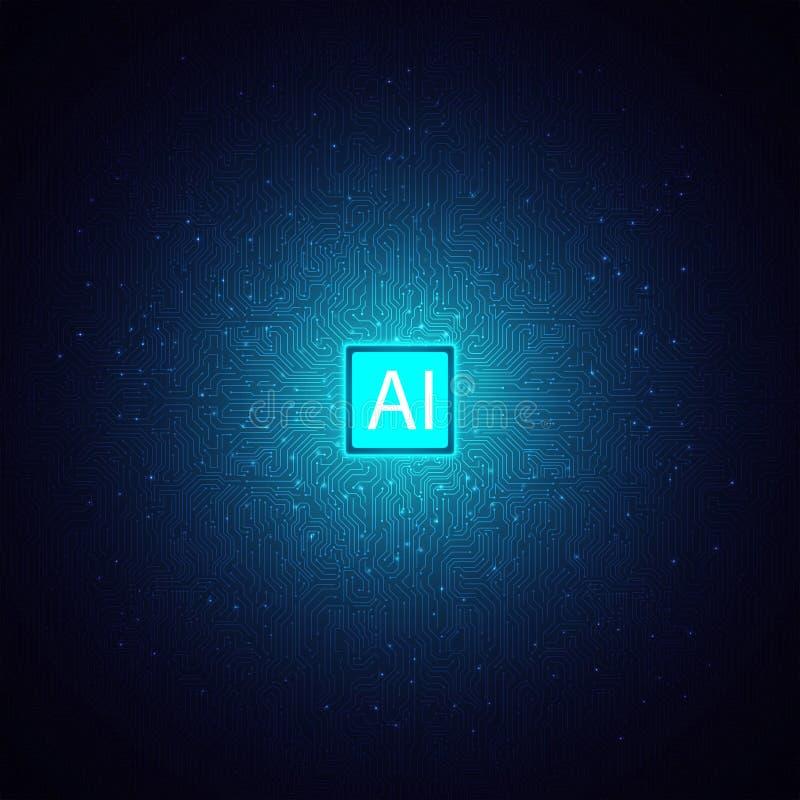 Free Ai Processor Stock Image - 168151881