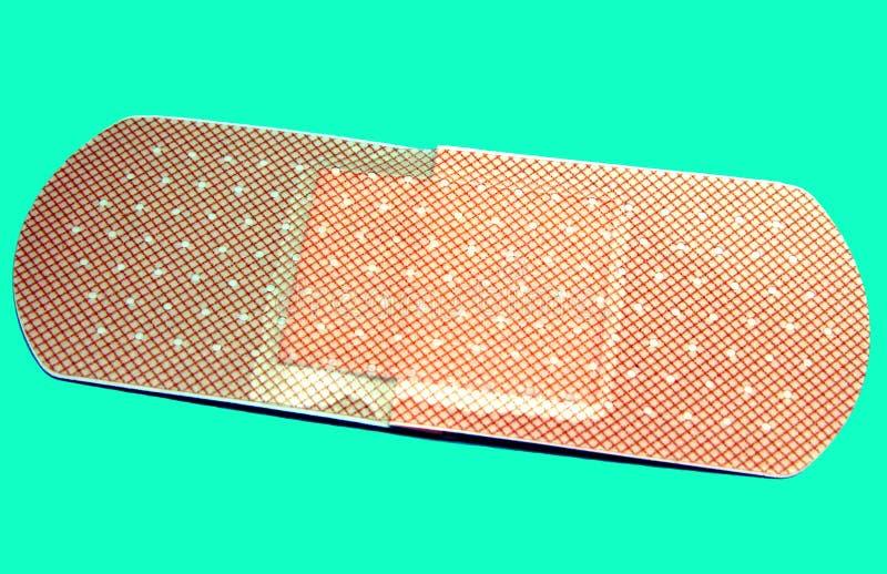 Aid plaster stock image
