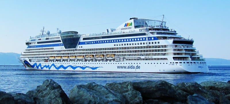 Aida Cruise fotos de archivo libres de regalías
