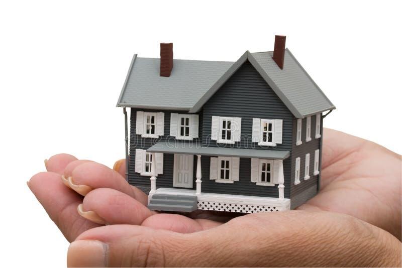 Aide d'hypothèque photographie stock