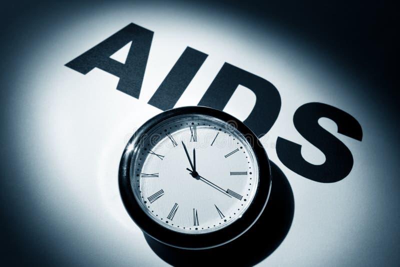 AIDS stock foto's