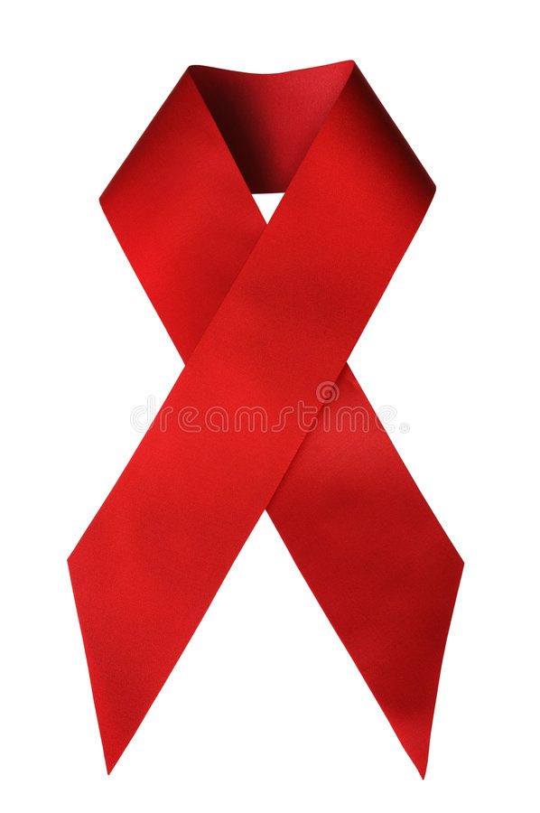 Download AIDS Ribbon stock image. Image of help, health, aids, isolated - 4178293