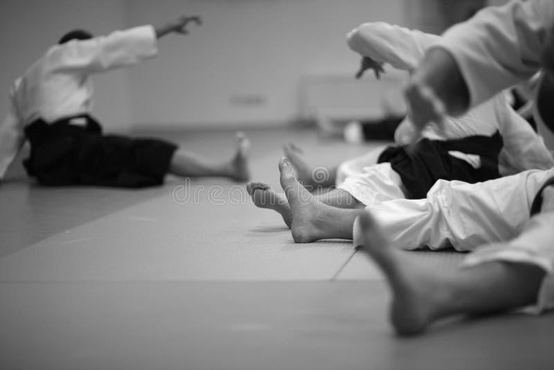 Aikido fotos de stock royalty free