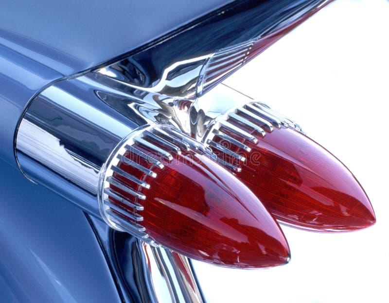 Ailette d'automobile de cru photo libre de droits
