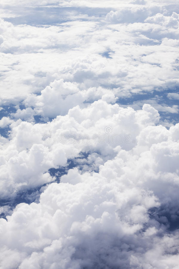 Aim For The Clouds Free Stock Photo