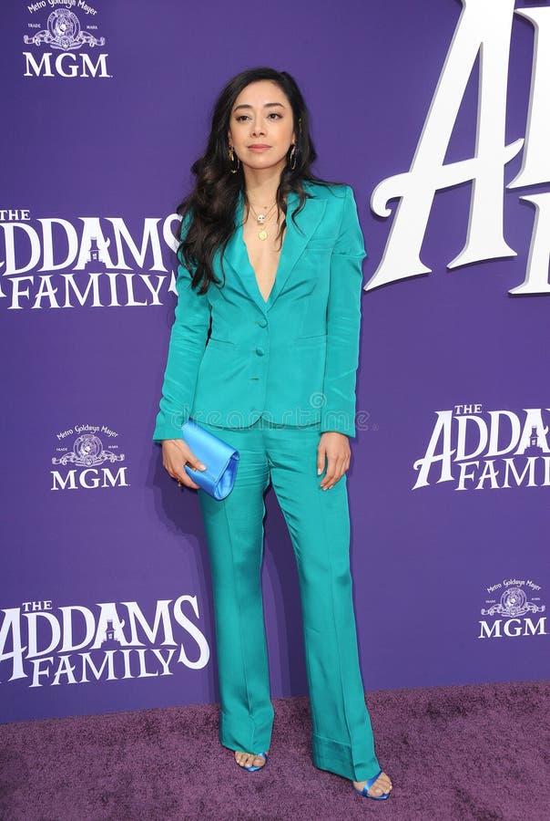 Aimee Garcia stock photo