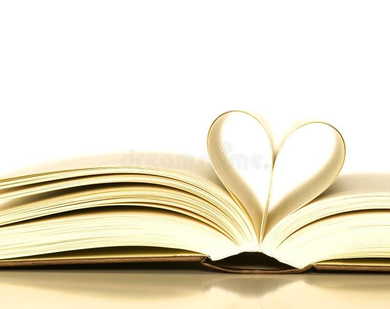 aimer de livres image stock