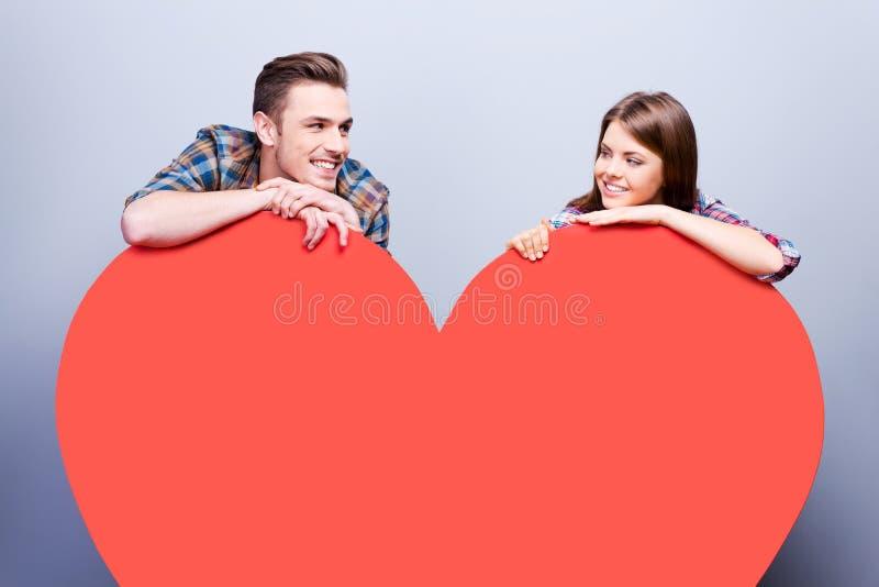 Aimez-vous ! image stock