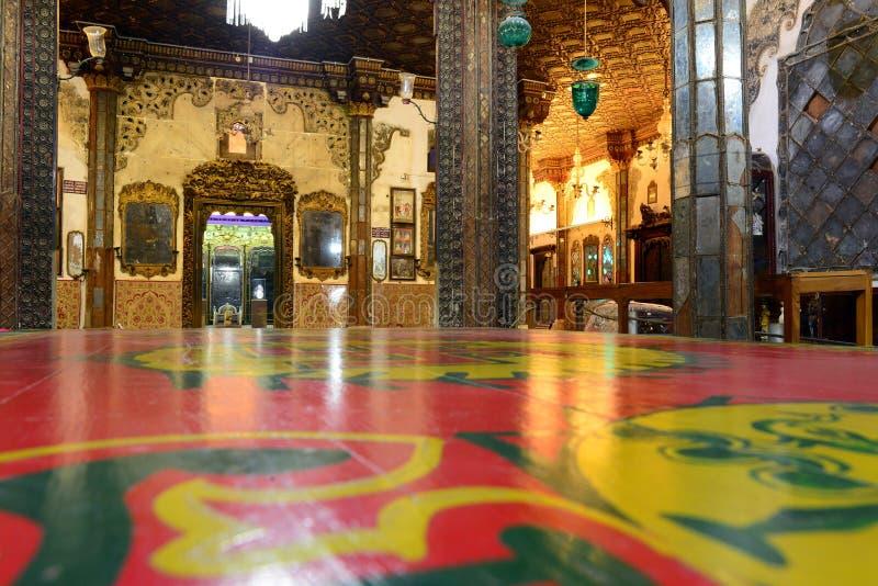Aina Mahal w Bhuj obrazy royalty free