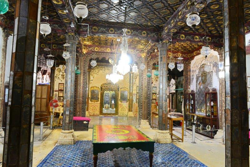 Aina Mahal w Bhuj obraz stock