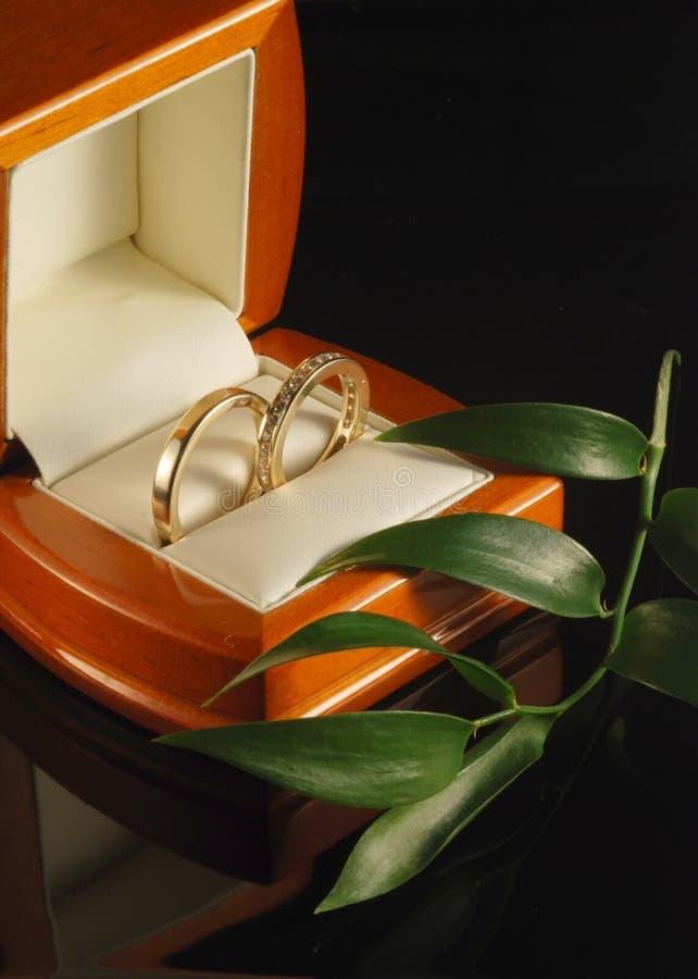 Ainda-vida do casamento imagens de stock royalty free