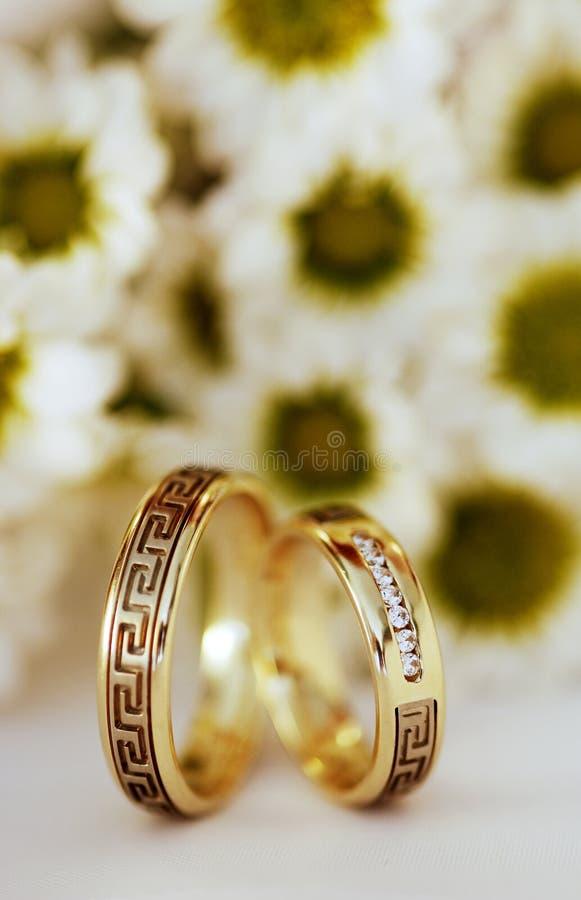 Ainda-vida do casamento fotografia de stock royalty free
