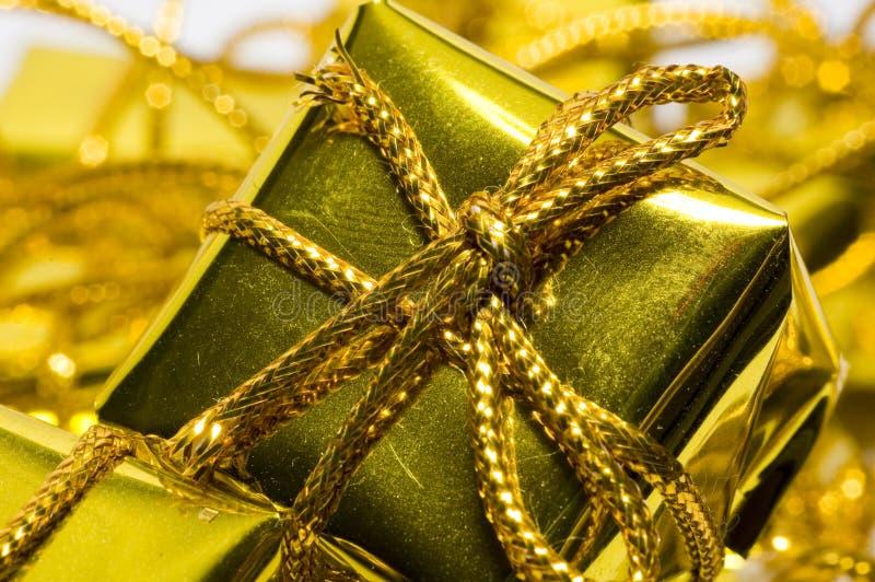 Ainda-vida do Natal fotografia de stock royalty free