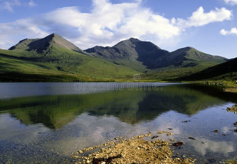 Ainort del Loch immagine stock