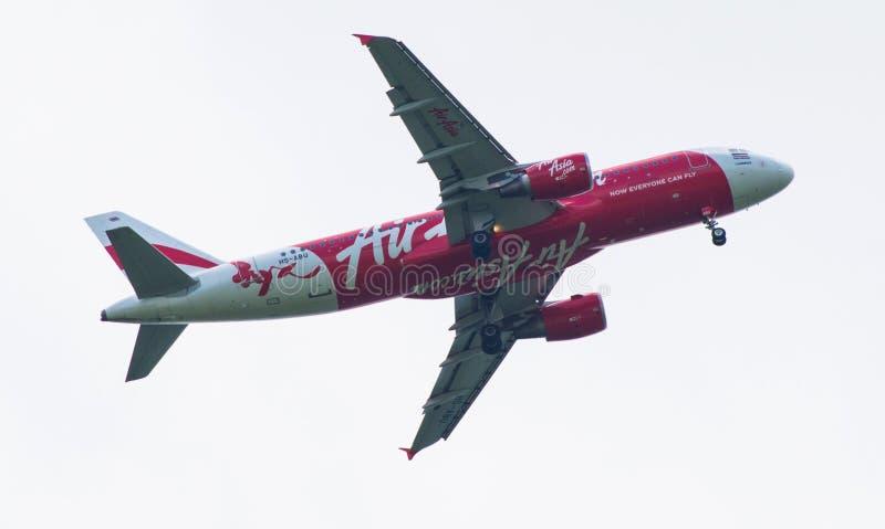 Air Asia стоковые изображения