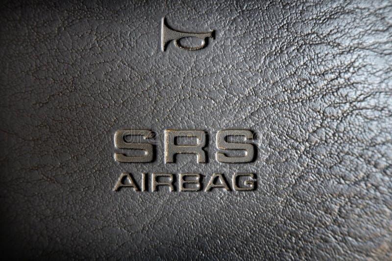 Air bag stock photography