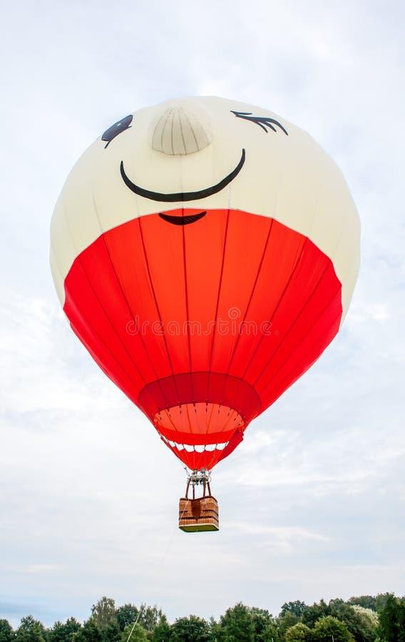 Air ballon arkivfoton