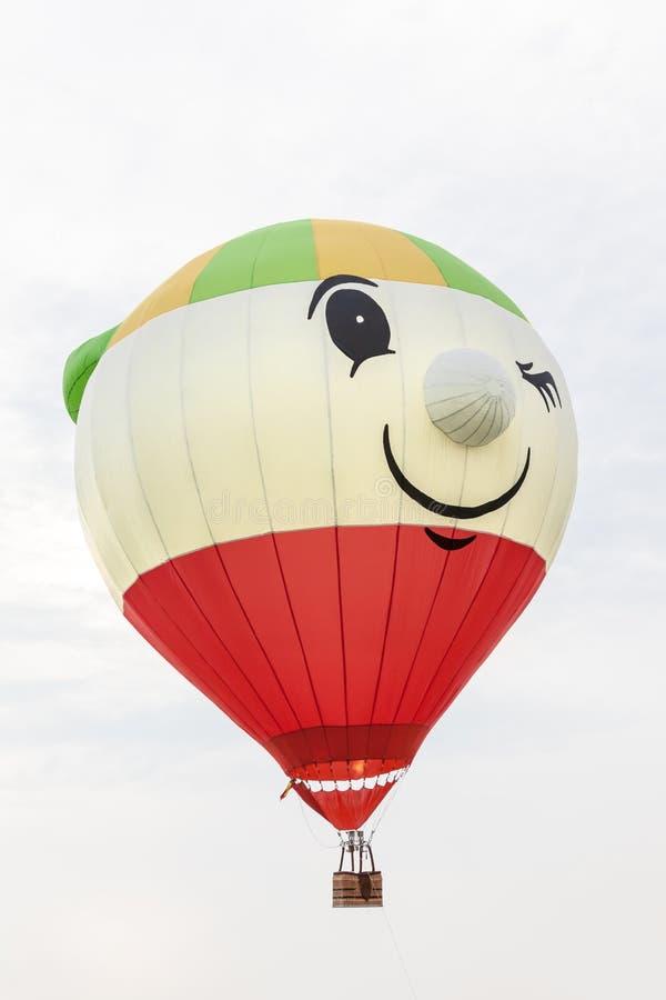 Air ballon fotografering för bildbyråer