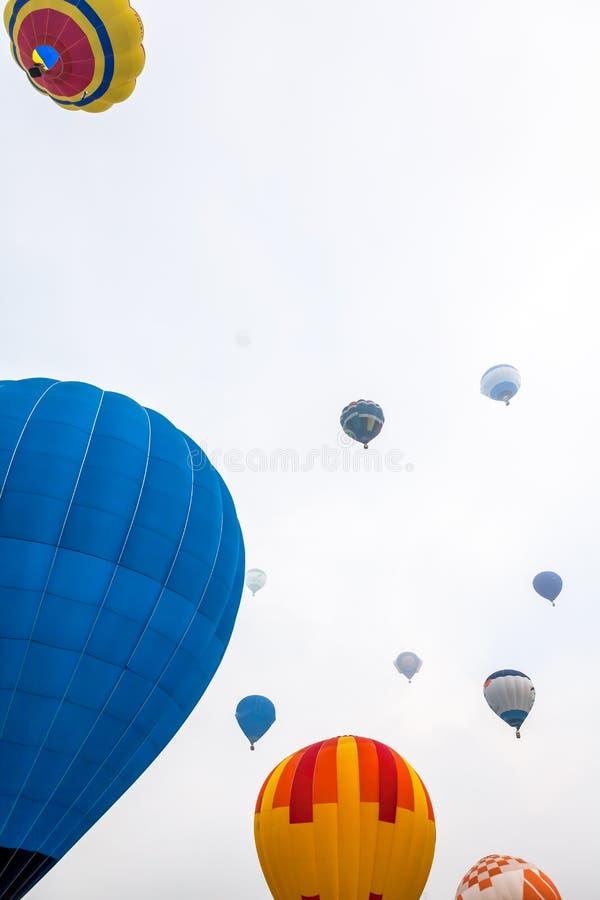 Air ballon royaltyfri fotografi