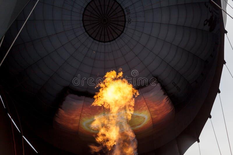 Air ballon arkivbilder