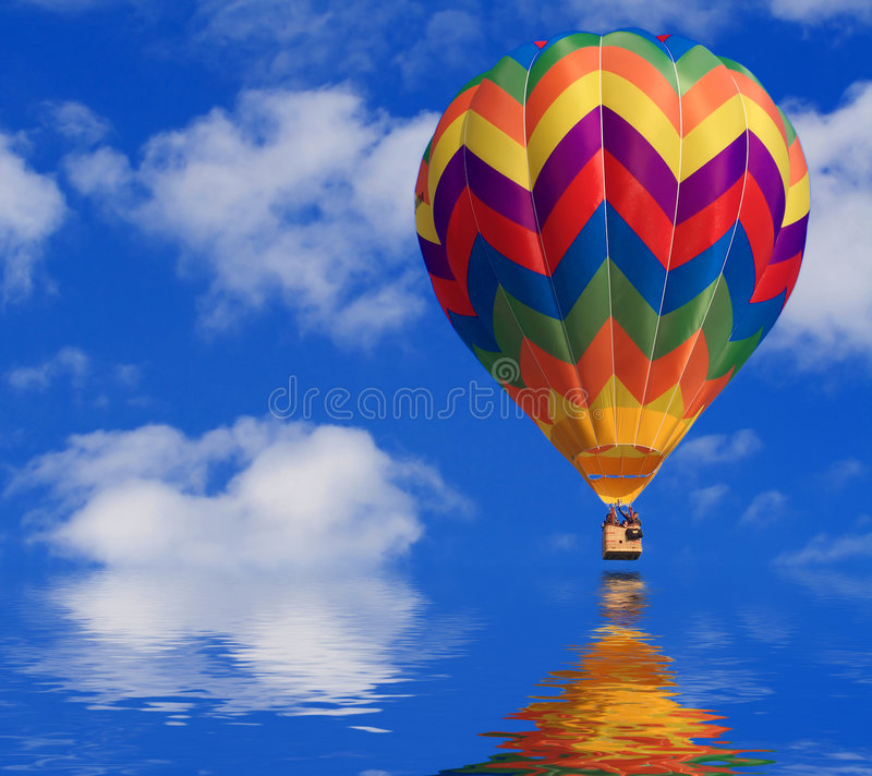 Download Air balloon stock image. Image of flight, free, flame - 8688545