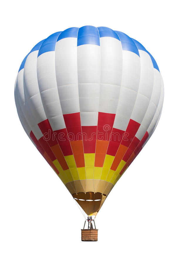Download Air Balloon On White. Royalty Free Stock Photos - Image: 32622508