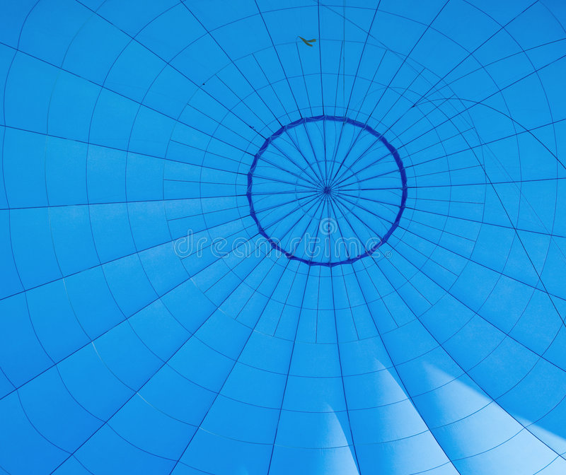 Download Air baloon inside stock image. Image of silhouette, colorful - 9137679