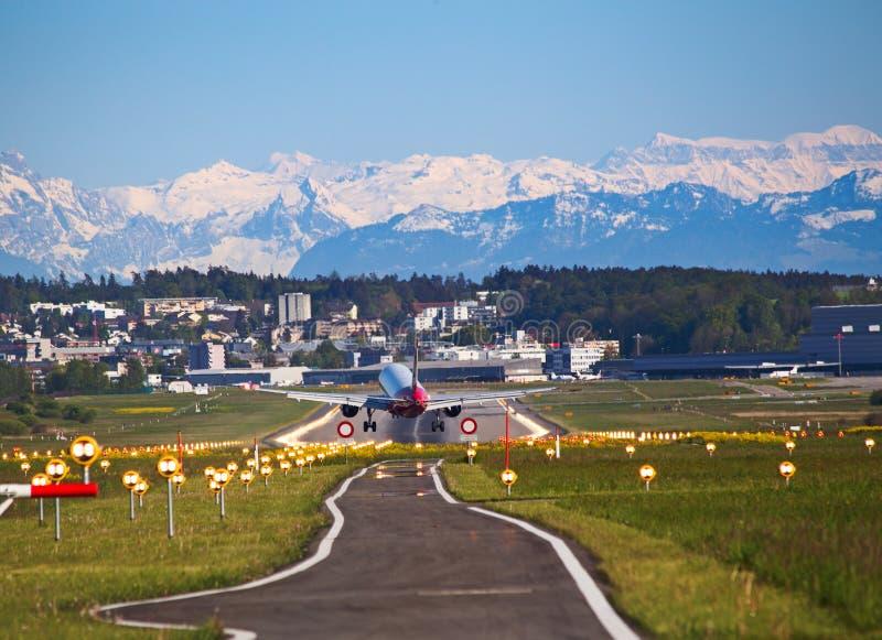Air Berlin A-320 zdjęcia royalty free