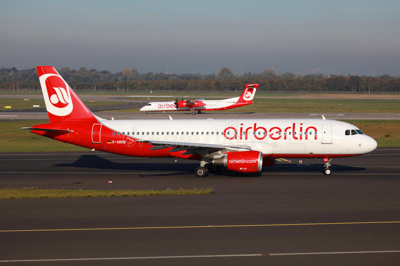 Download Air Berlin Airbus A320 editorial image. Image of editorial - 24309225