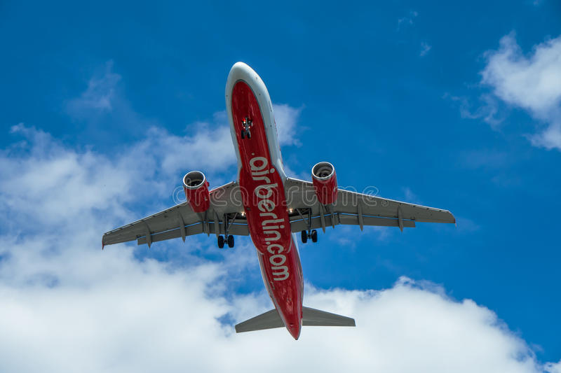 Download Air berlin editorial stock photo. Image of vacation, transportation - 33395313