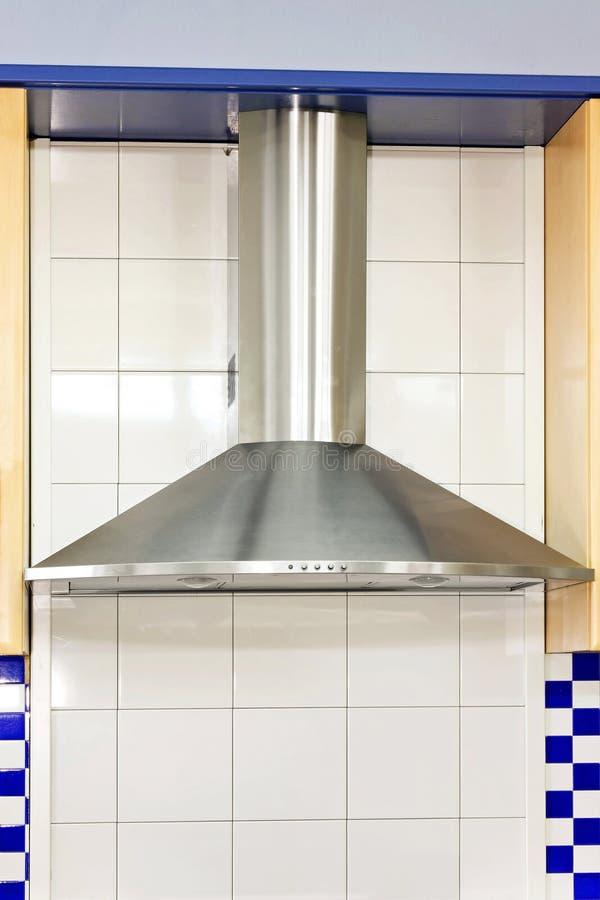 Air bleu de cuisine image libre de droits
