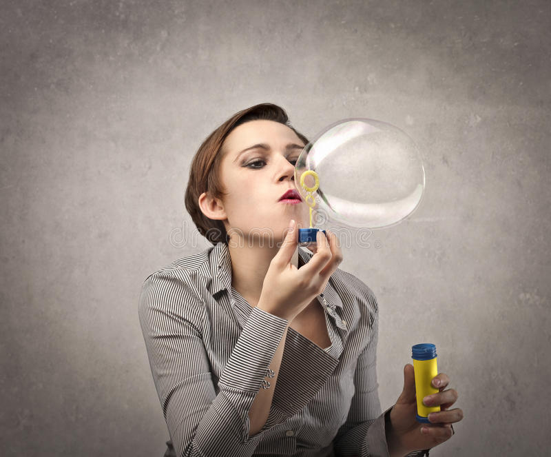 Air Bubble Royalty Free Stock Image