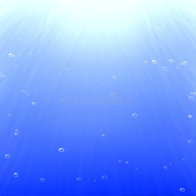 Air Bubbles Stock Image