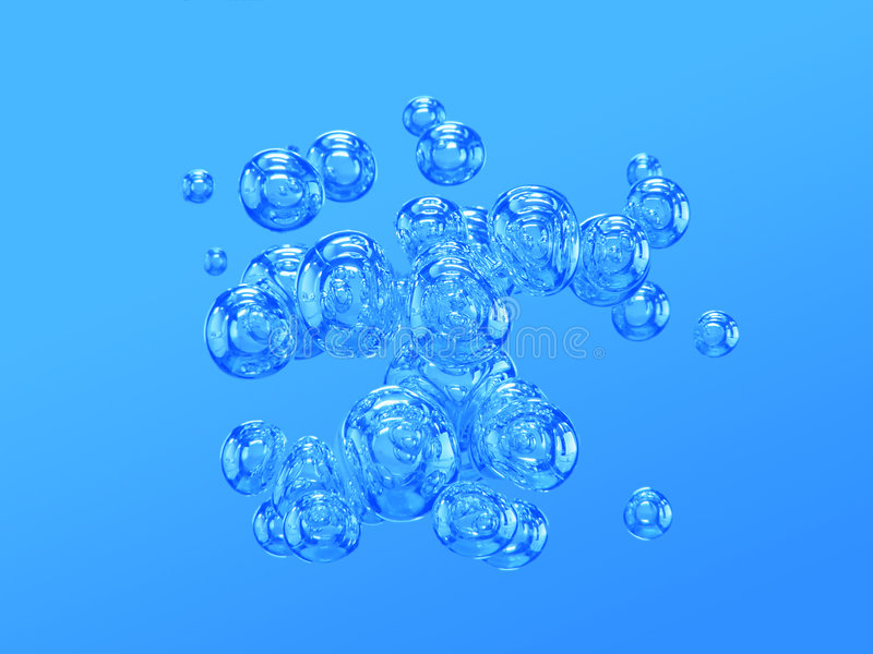 Download Air bubbles stock illustration. Image of plastic, bubbles - 29340