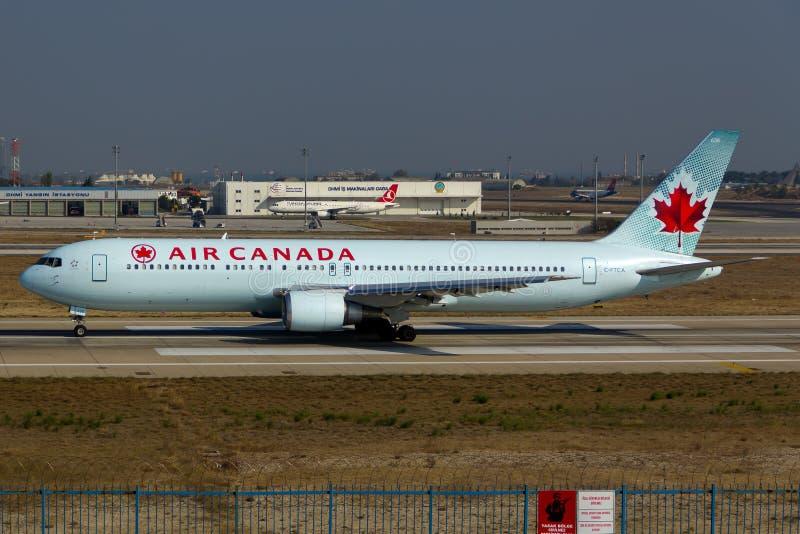 Air Canada Boeing 767-300ER foto de archivo