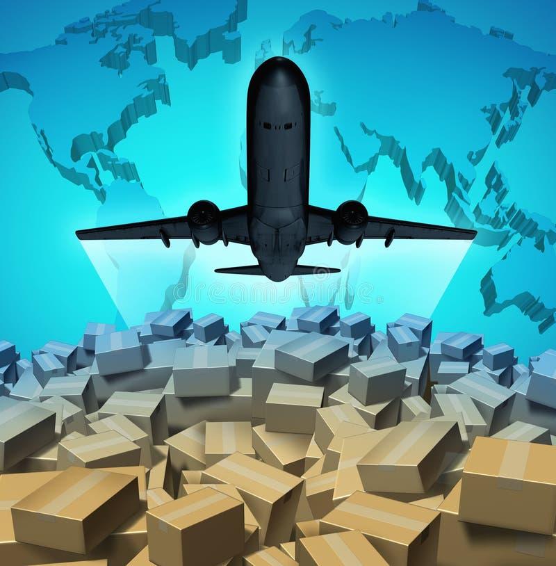 air cargo stock illustration illustration of group africa 29924798. Black Bedroom Furniture Sets. Home Design Ideas