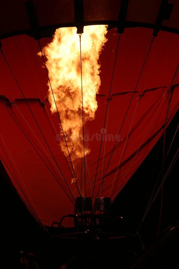 Air chaud Baloon photo libre de droits