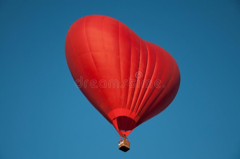 Air chaud Baloon image stock