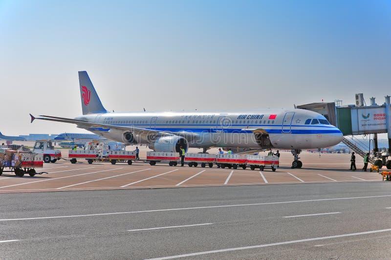 Air China images stock