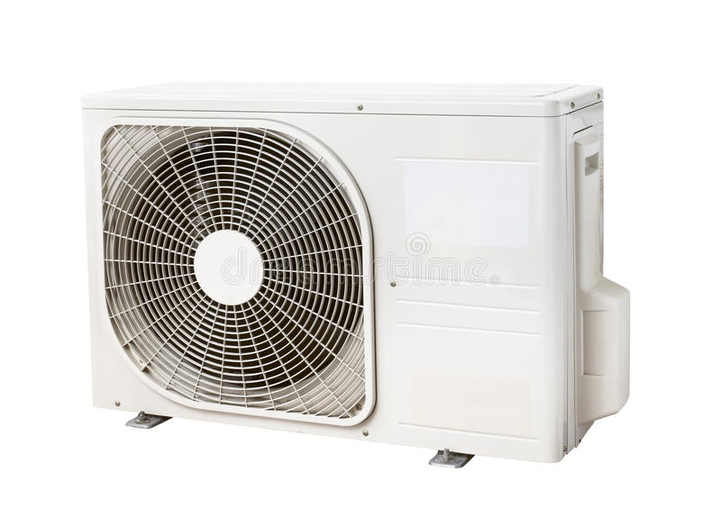 Air Condenser Unit Royalty Free Stock Image