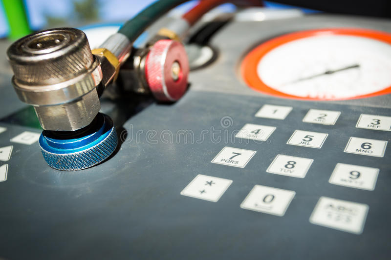 Download Air condition car stock photo. Image of pressure, equipment - 31704010