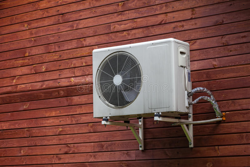 Air conditioner royalty free stock image