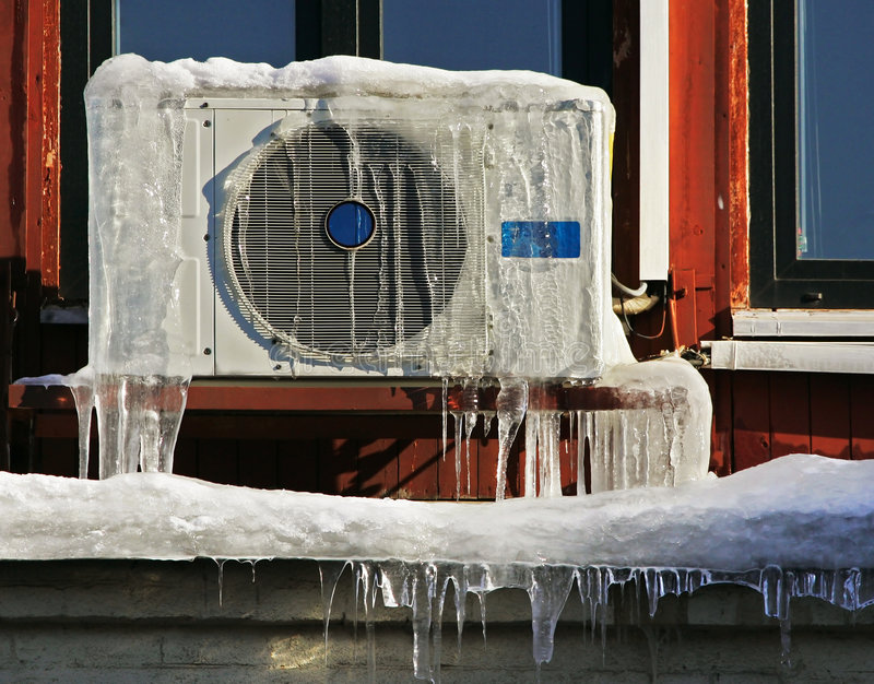 Download Air-conditioner stock image. Image of winter, conditioner - 4193175
