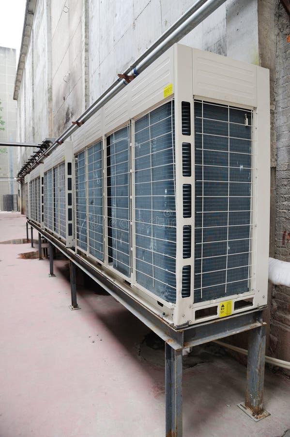 Air Conditioner Unit stock image