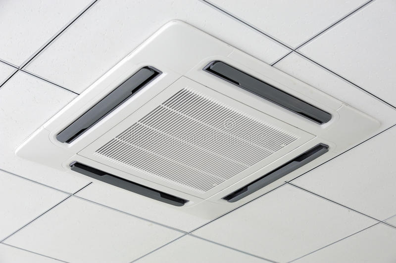 Air conditioning royalty free stock image
