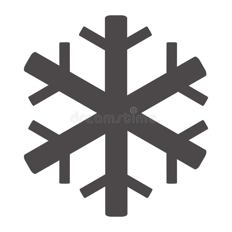 Air conditioning icon on white background. snowflake symbol. flat style. snowflake icon for your web site design, logo, app, UI vector illustration
