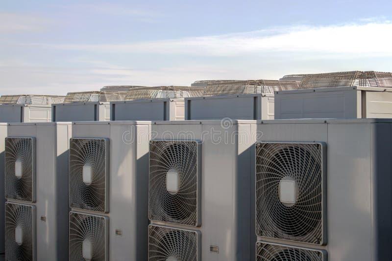 Download Air conditioning system stock illustration. Illustration of built - 38357432