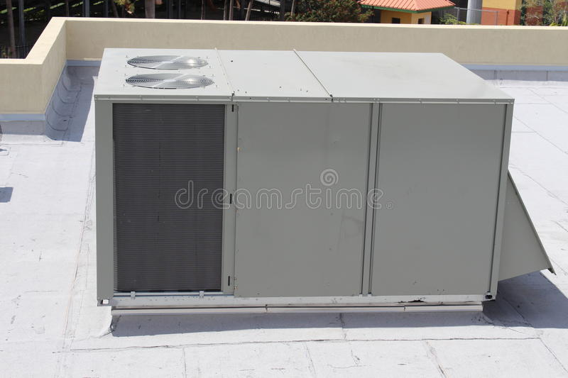 Air Conditioning Unit Royalty Free Stock Photography