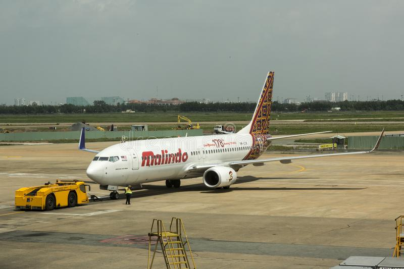 Air de Malindo image stock