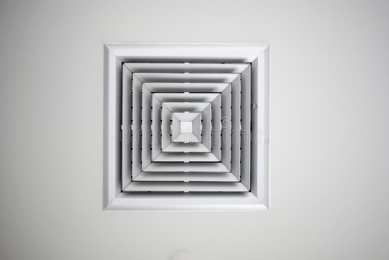 Air duct royalty free stock images